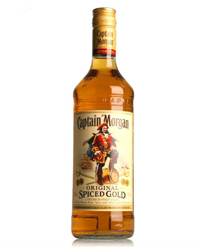 摩根船長金朗姆酒Captain Morgan Original